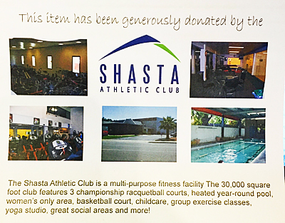 Shasta Athletic Club