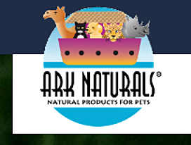 Ark Naturals samples in your goodie bag.
