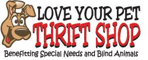 Love Your Pet Thrift Shop