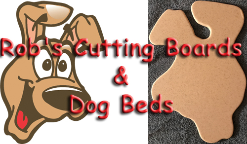 Rob's Cutting Boards & Dog Beds